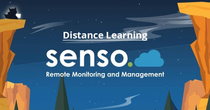 Distance Learning & Teaching via Senso